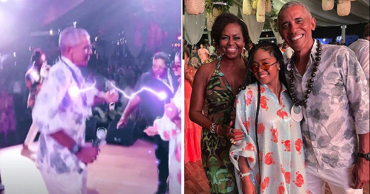 """t1 82.jpg?resize=1200,630 - """"Blatant Hypocrisy At Its Best""""- Republicans SLAM Obama For Hosting 'Maskless' Birthday Bash"""