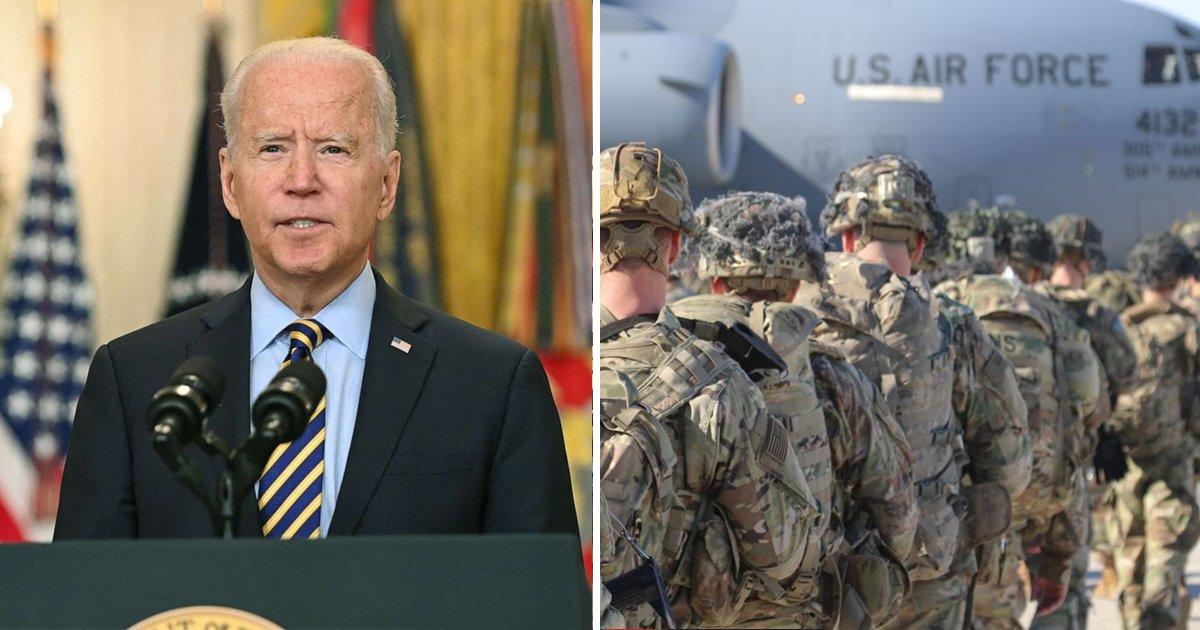t1 85 1.jpg?resize=1200,630 - Biden Deploys 3000 Troops BACK To Afghanistan As Tensions Rise In 12 Major Cities