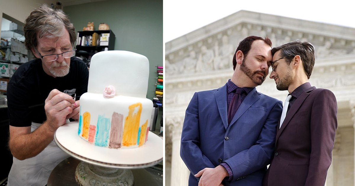 t3 93.jpg?resize=1200,630 - Baker Wins Case After Refusing To Make Cake For Couple
