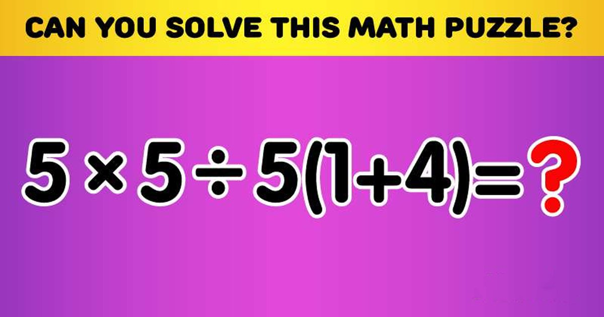t4 85.jpg?resize=1200,630 - 75% Of Viewers Couldn't Figure Out The Solution To This Math Challenge! But Can You?