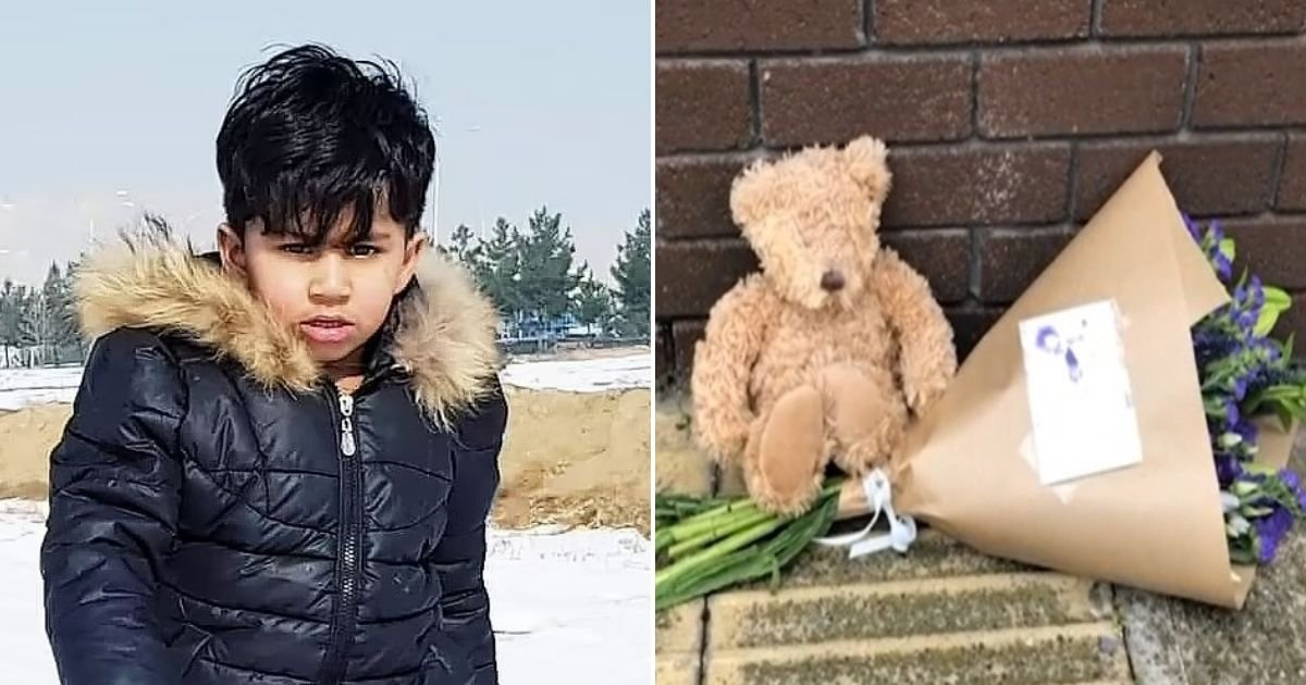 untitled design 10 2.jpg?resize=1200,630 - 5-Year-Old Boy Dies After Falling From Hotel Window Just Days After Escaping From War-Struck Afghanistan