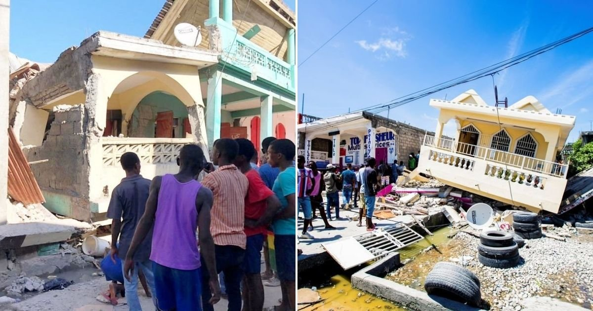 untitled design 16 2.jpg?resize=1200,630 - More Than 300 Dead And Thousands Injured After Powerful 7.2-Magnitude Earthquake Strikes Haiti