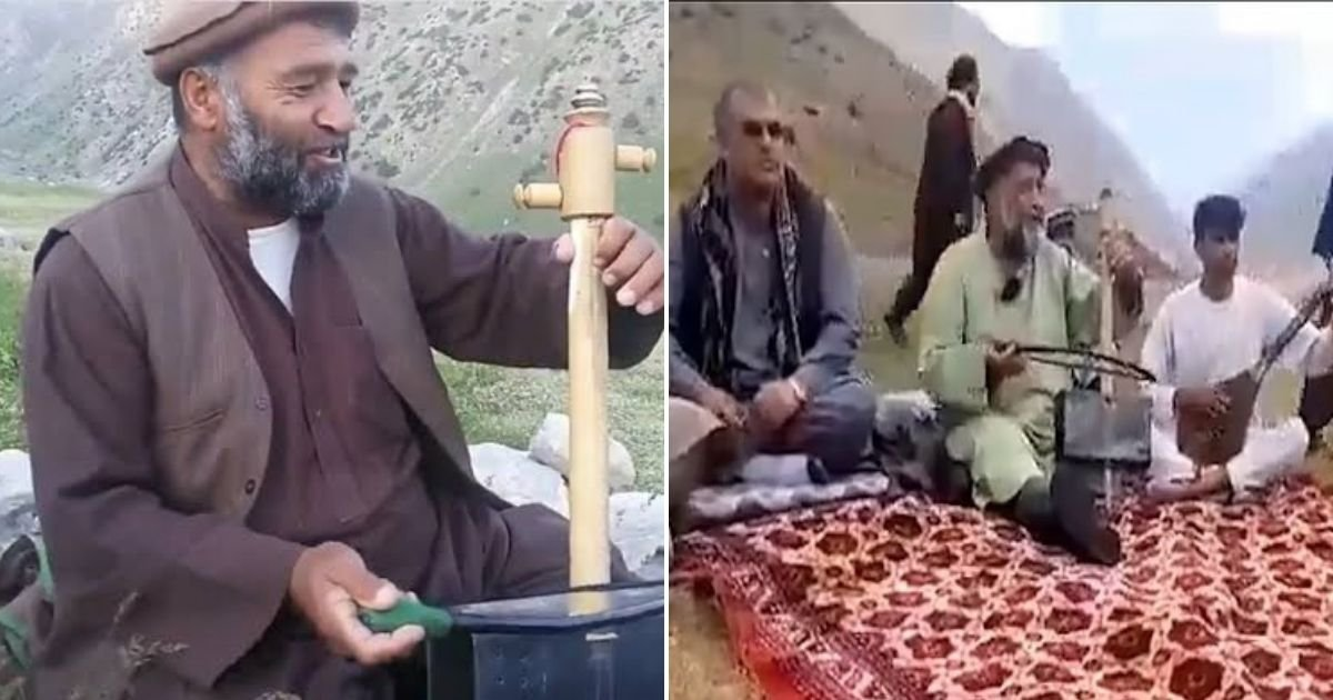 untitled design 39.jpg?resize=1200,630 - Popular Folk Singer Who Sang Traditional Songs Is Killed By The Taliban After They Ban Music