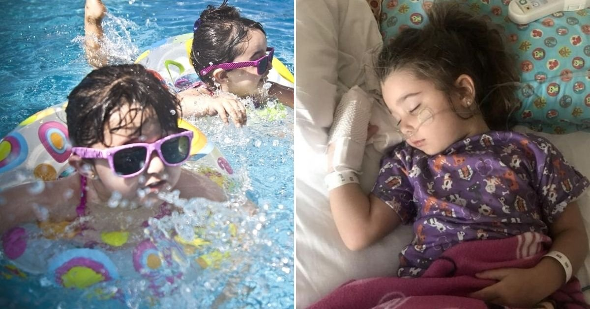 untitled design 7 1.jpg?resize=1200,630 - 4-Year-Old Girl Nearly Dies After Taking A Swim In Her Grandma's Swimming Pool