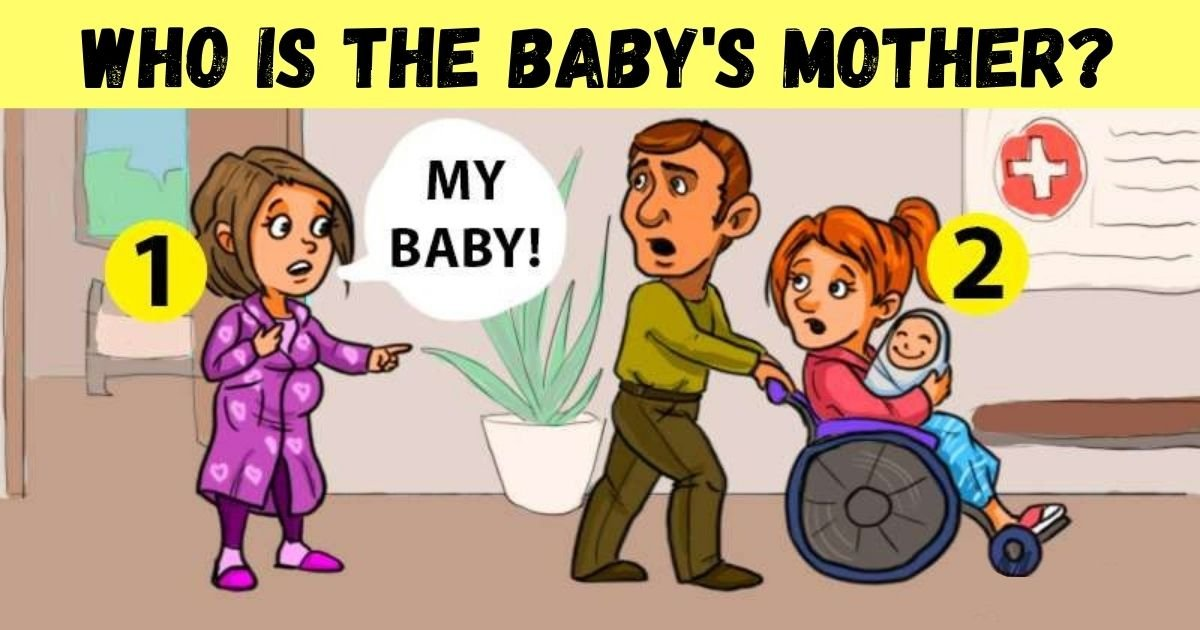 who is the babys mother.jpg?resize=412,232 - Two Women In A Hospital: Who Is The Real Mother Of The Newborn Baby?