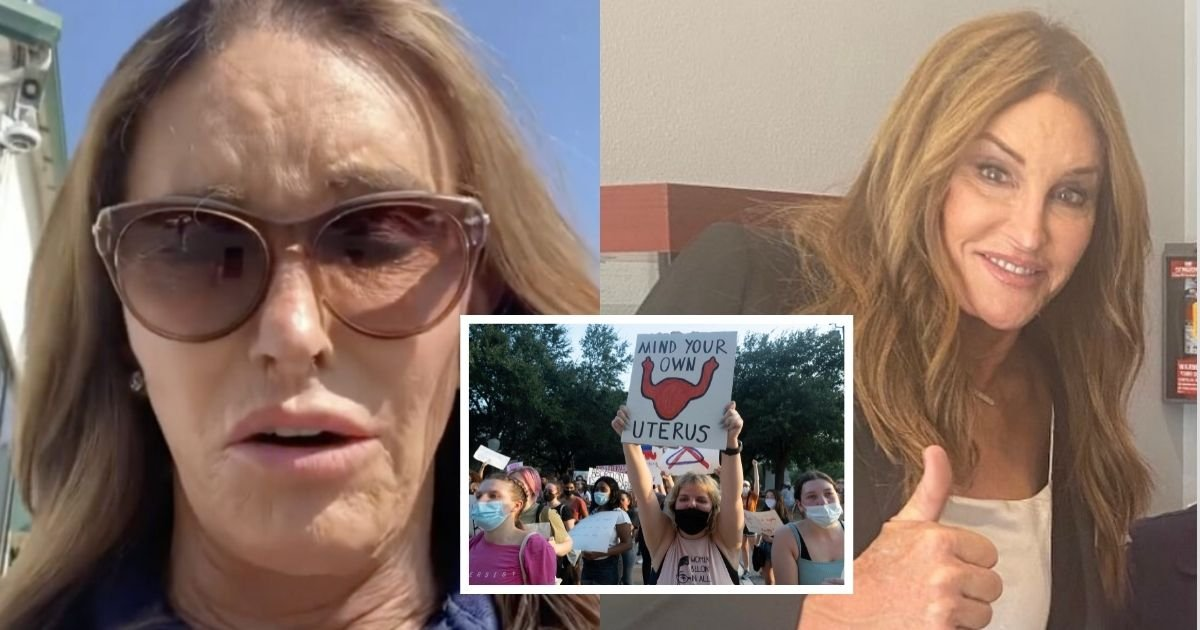 1 24.jpg?resize=1200,630 - Caitlin Jenner Is Heavily Criticized For Claiming To Be PRO-CHOICE While Also Supporting The Controversial Texas Abortion Law