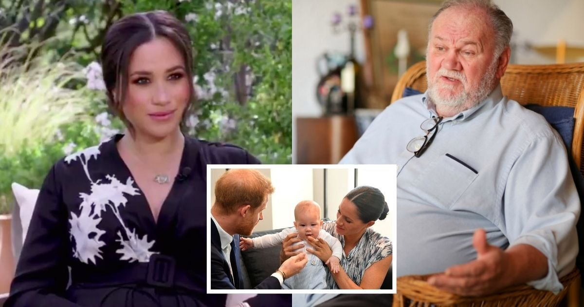 1 45.jpg?resize=412,275 - Thomas Markle Claims That Archie And Lilibet Are Being DEPRIVED Of Seeing Their Grandparents Because Meghan Is Not Allowing Her Kids To See The Queen, Himself, Charles And Camilla
