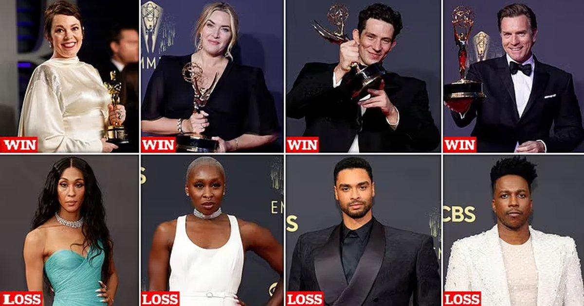 1 63.jpg?resize=1200,630 - Emmy Awards SLAMMED As 'Disgraceful' After ALL 12 Acting Prizes Go To White Actors Despite Record-Breaking Diverse Nominees