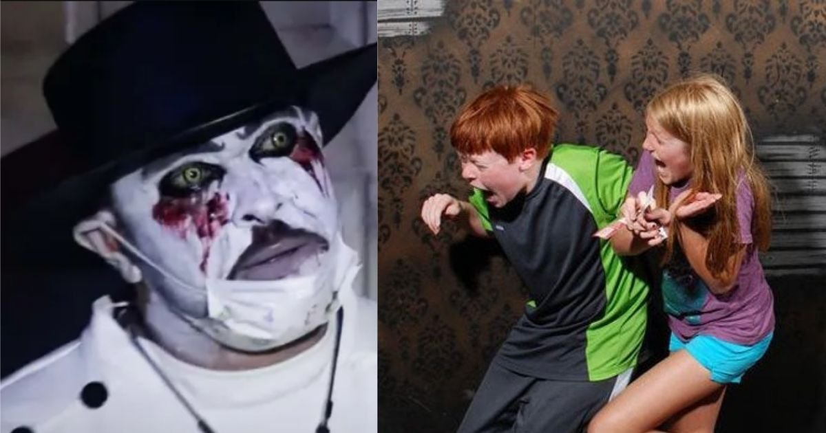 1 83.jpg?resize=1200,630 - Haunted House Actor Stabs 11-Year-Old Boy's Toe With A Real Bowie Knife In An Attempt To Scare Him
