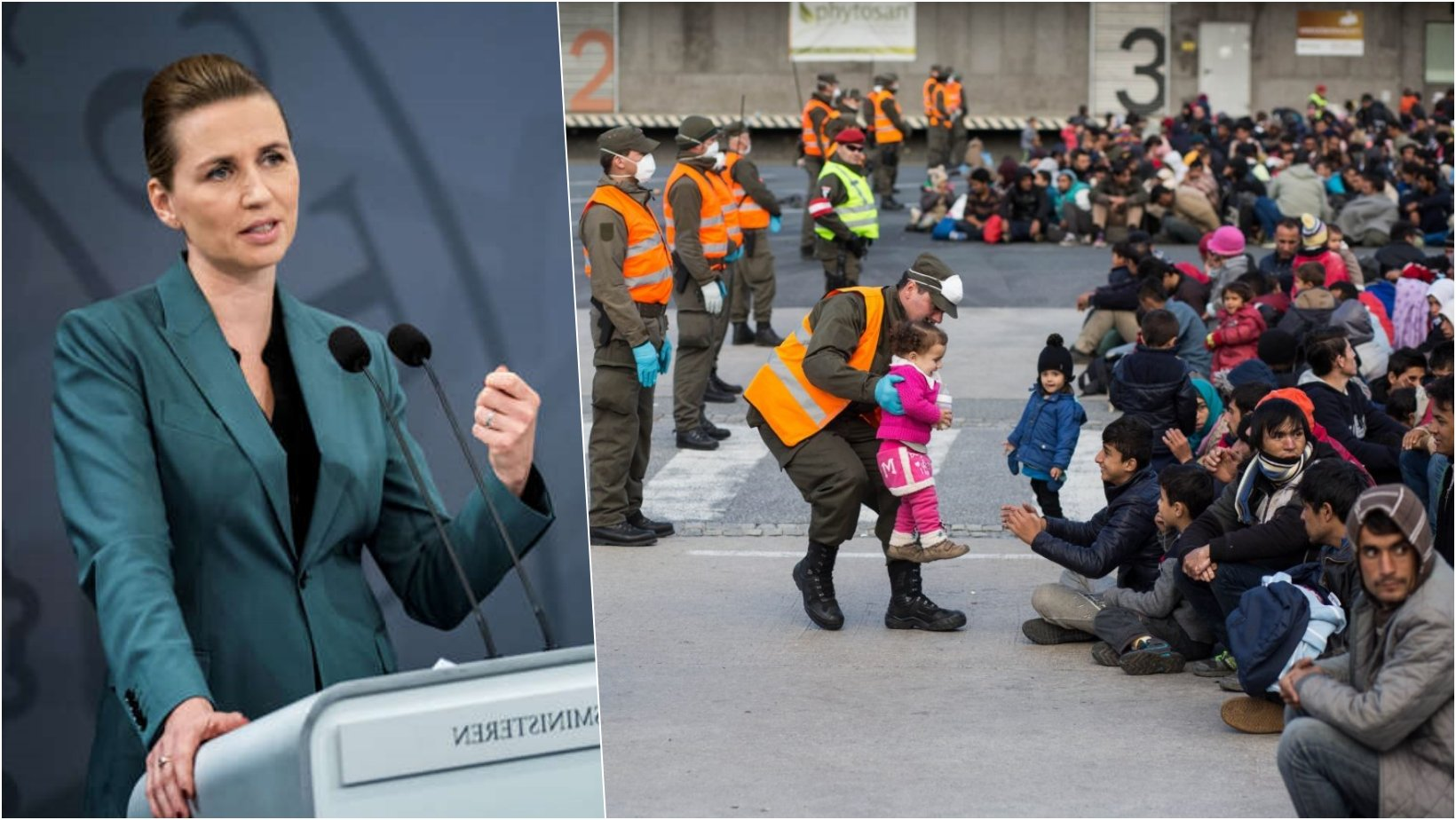 6 facebook cover 11.jpg?resize=412,275 - Denmark Plans To Make Migrants Work To Earn Welfare Benefits Because 'There Are Too Many Who Do Not Have A Job'
