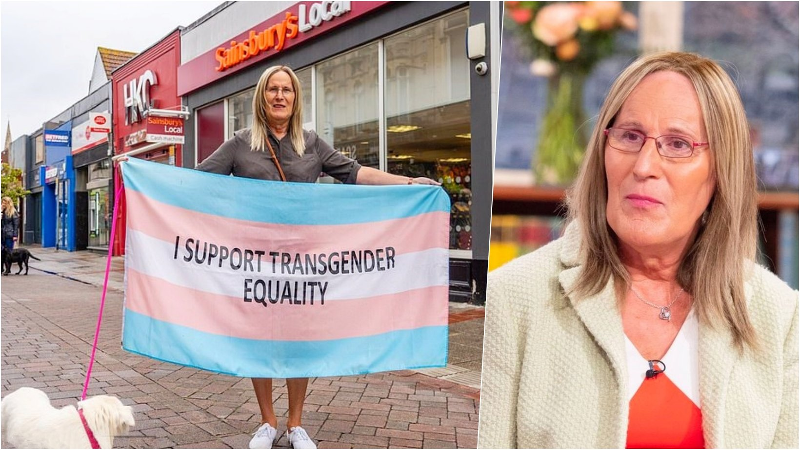 6 facebook cover 21.jpg?resize=412,275 - Transgender Woman Sues Supermarket For Harassment After A Store Worker Made Insulting Comments About Her