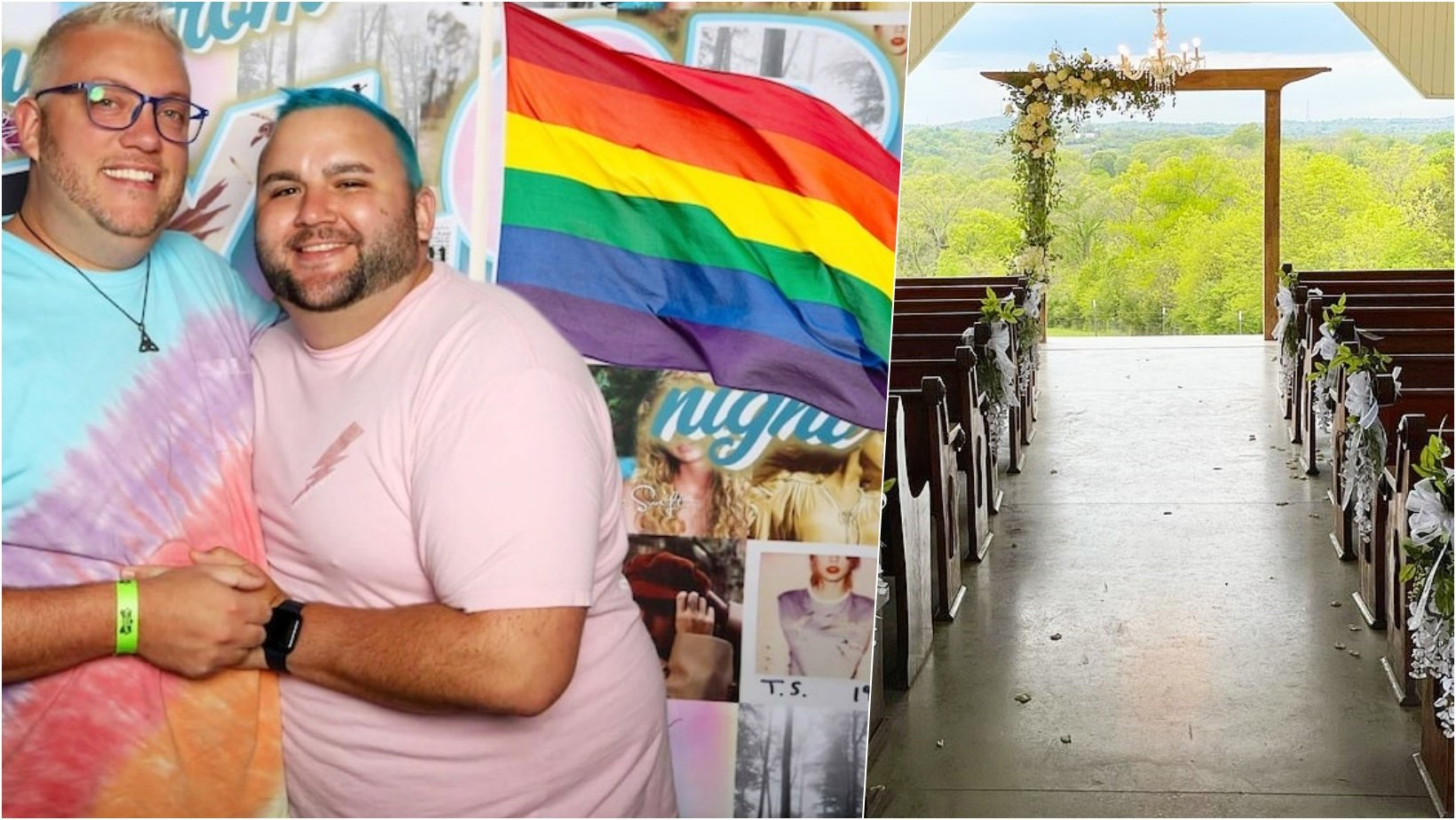 """6 facebook cover 30.jpg?resize=1200,630 - Gay Couple Who Were Denied From A Wedding Venue Because Of The Owner's Religious Beliefs Blast The """"Bigoted"""" Business"""