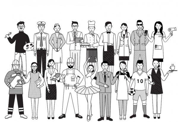 내 안에 숨은 다이아몬드를 찾아라! '7가지 직업그룹'으로 나의 미래 직업 찾기 < 진로를 Job아라! < 톡톡 < 기사본문 - 에듀진  인터넷 교육신문