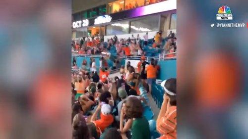 Watch-Miami-Fans-Using-American-Flag-To-Catch-Falling-Cat-at-Hard-Rock-Stadium-0-23-screenshot