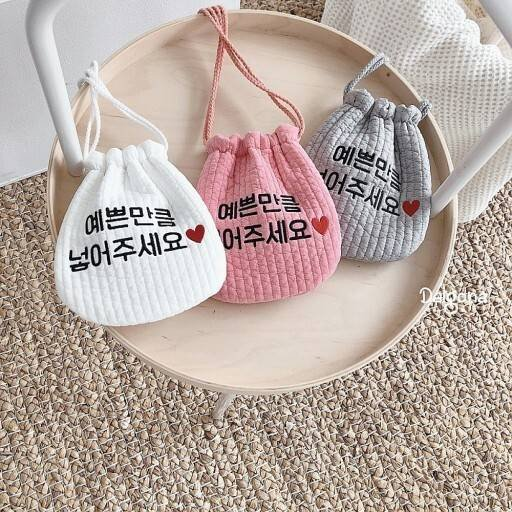 아기가 이걸하고있다면 귀엽다 vs 부담스럽다 (feat.용돈가방) | 인스티즈