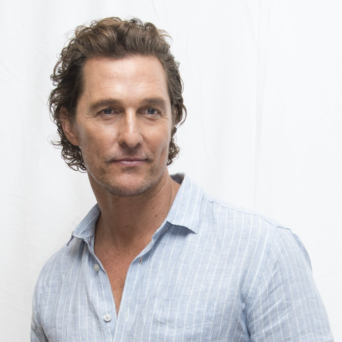 Matthew McConaughey: 'I've never done a film that's lived up to what I imagined' | Matthew McConaughey | The Guardian