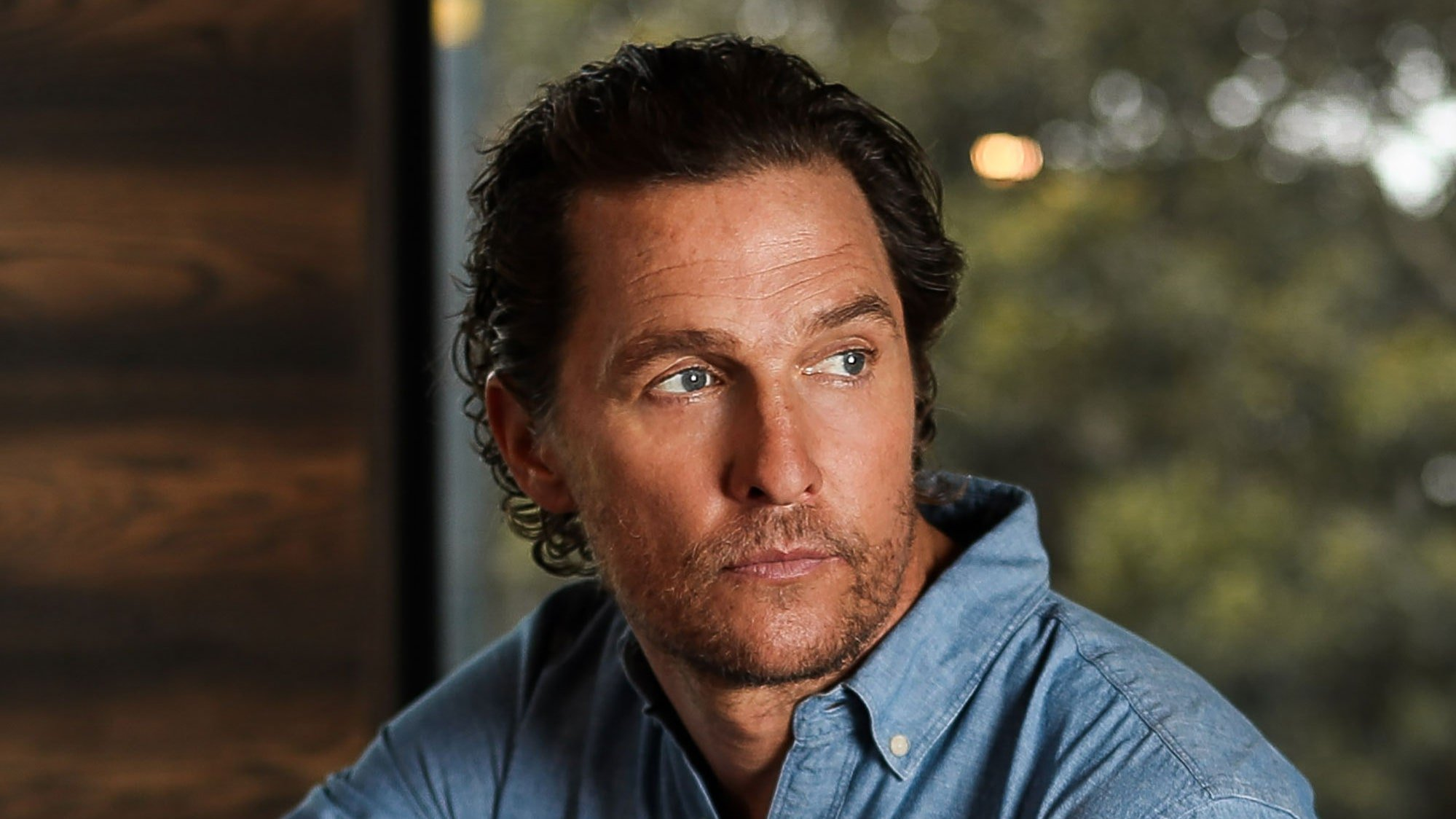Matthew McConaughey Spent 52 Days Alone in the Desert with No Electricity to Write His Memoir | Vanity Fair