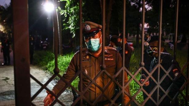 David McMillan was locked up in Klong Prem Central Prison in 1993