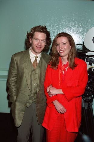 Emma Thompson and Kenneth Branagh were married before they both landed roles in the Harry Potter franchise