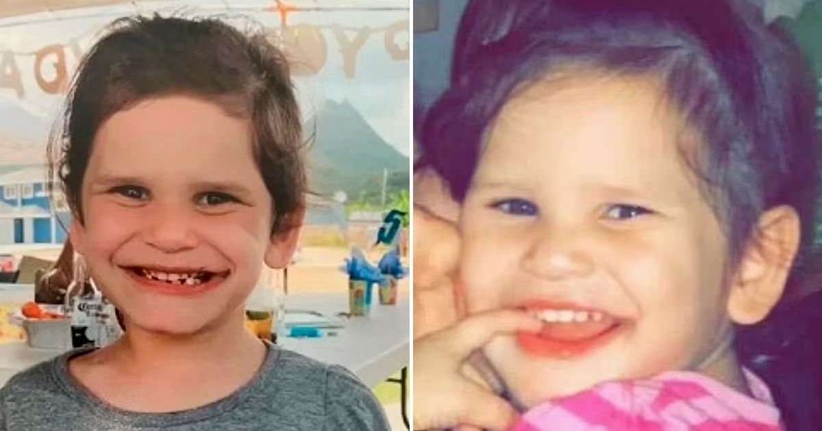ariel5.jpg?resize=412,275 - 6-Year-Old Girl Vanished After Her Adoptive Parents Put Her To Bed