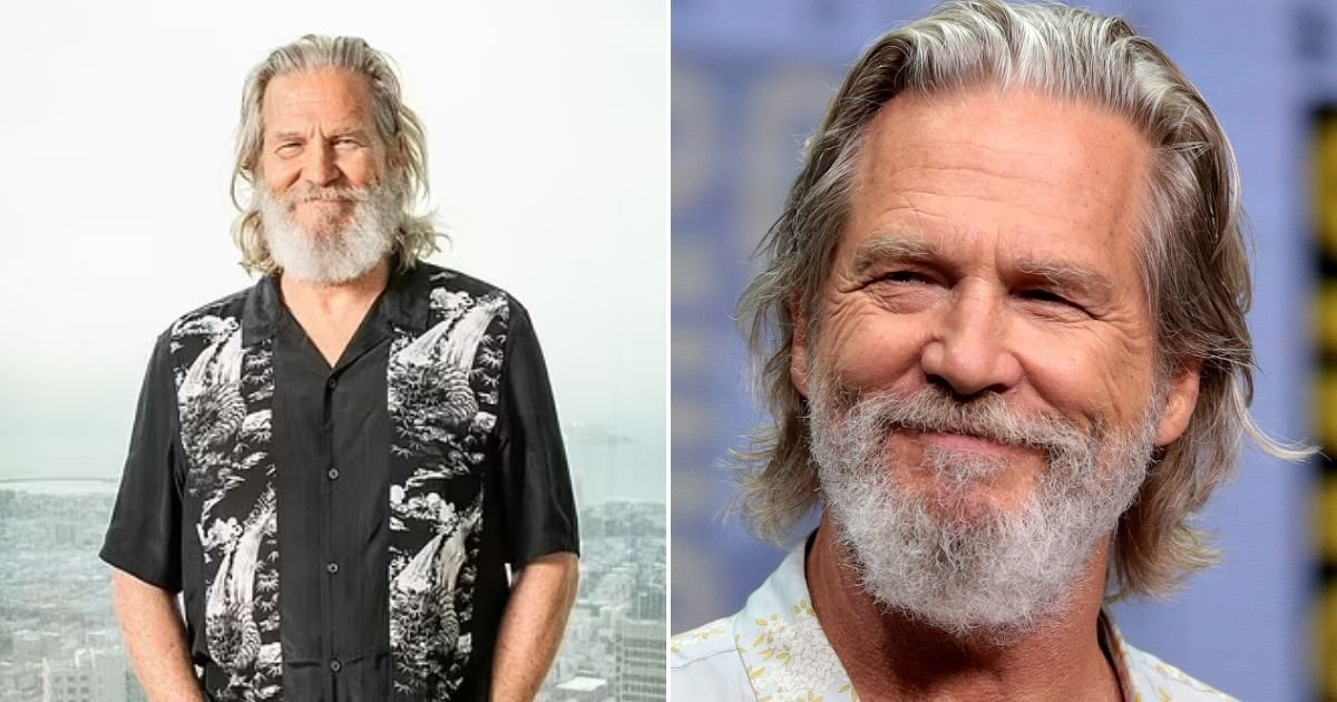 bridges5.jpg?resize=1200,630 - 71-Year-Old Jeff Bridges Says His Cancer Is In 'Remission' And His Tumor Has 'Shrunk' To The Size Of A Marble