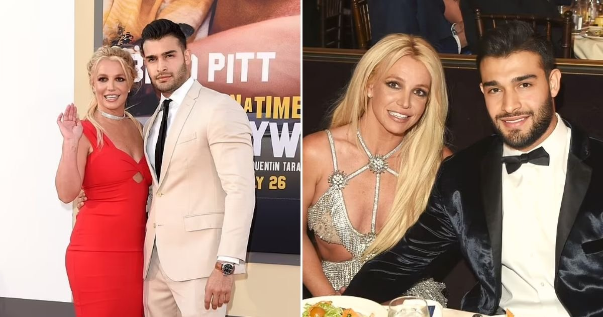 britney6.jpg?resize=1200,630 - Britney Spears Is Engaged! Pop Star, 39, Shared The Exciting News With A Video Of Her Flashing Her Diamond Ring