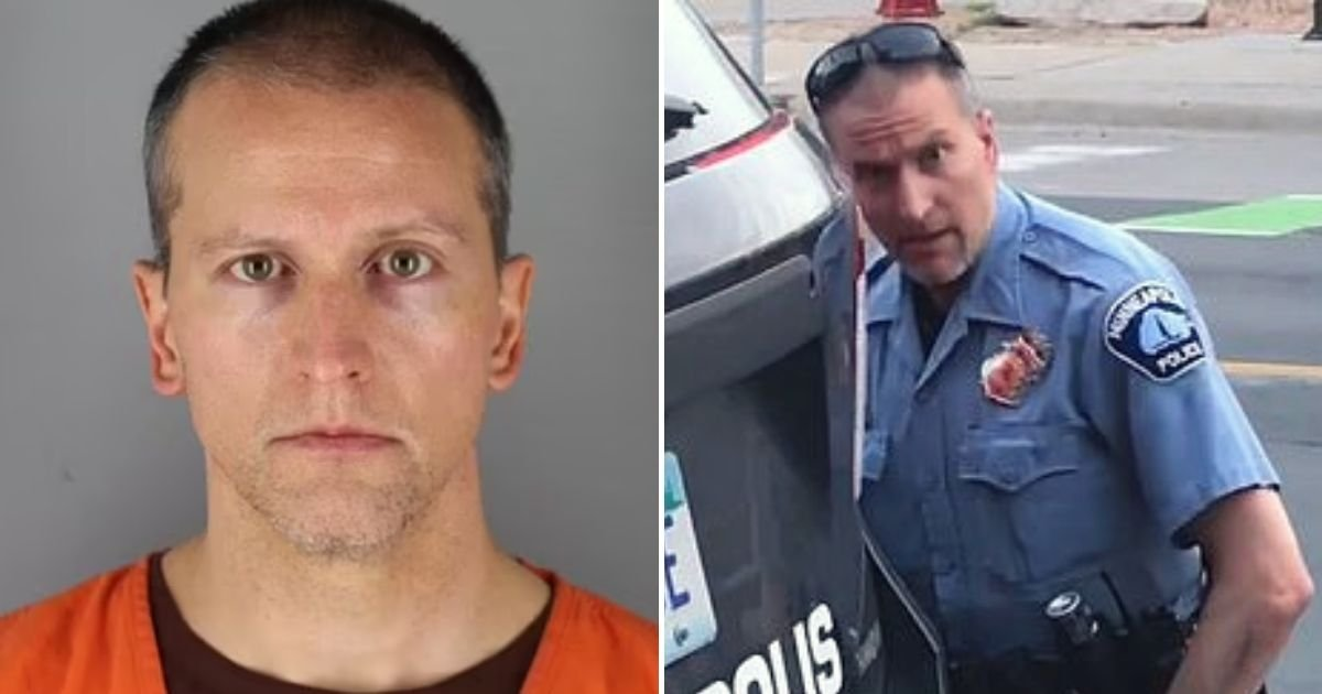 chauvin5.jpg?resize=1200,630 - Former Minneapolis Cop Derek Chauvin Pleads NOT Guilty To Kneeling On 14-Year-Old Boy's Neck And Leaving Him Bleeding From The Ear