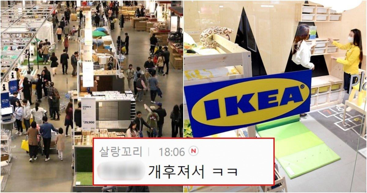 collage 11.jpg?resize=412,232 - 올해 가구업계 다 웃는데 전 세계 1위 '이케아'만 한국에서 피눈물 뚝뚝 흘리는 이유