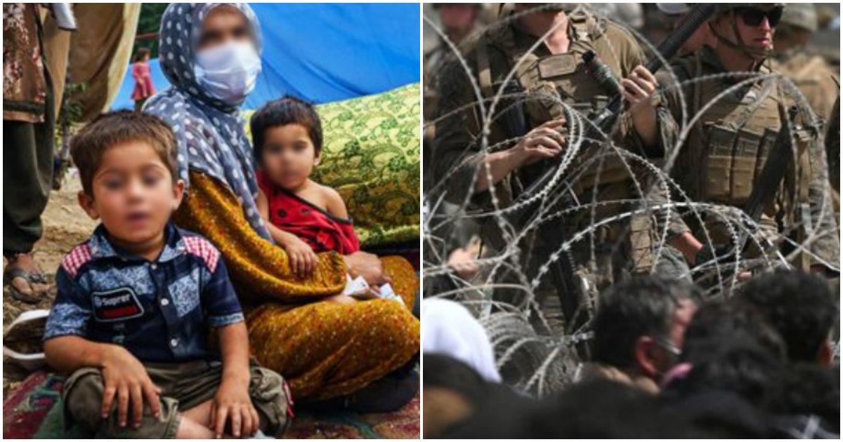 collage 333.png?resize=1200,630 - 최근 네티즌들 사이에서 반응이 심하게 엇갈리고 있다는 아프간 난민에게 제공되는 식사 수준