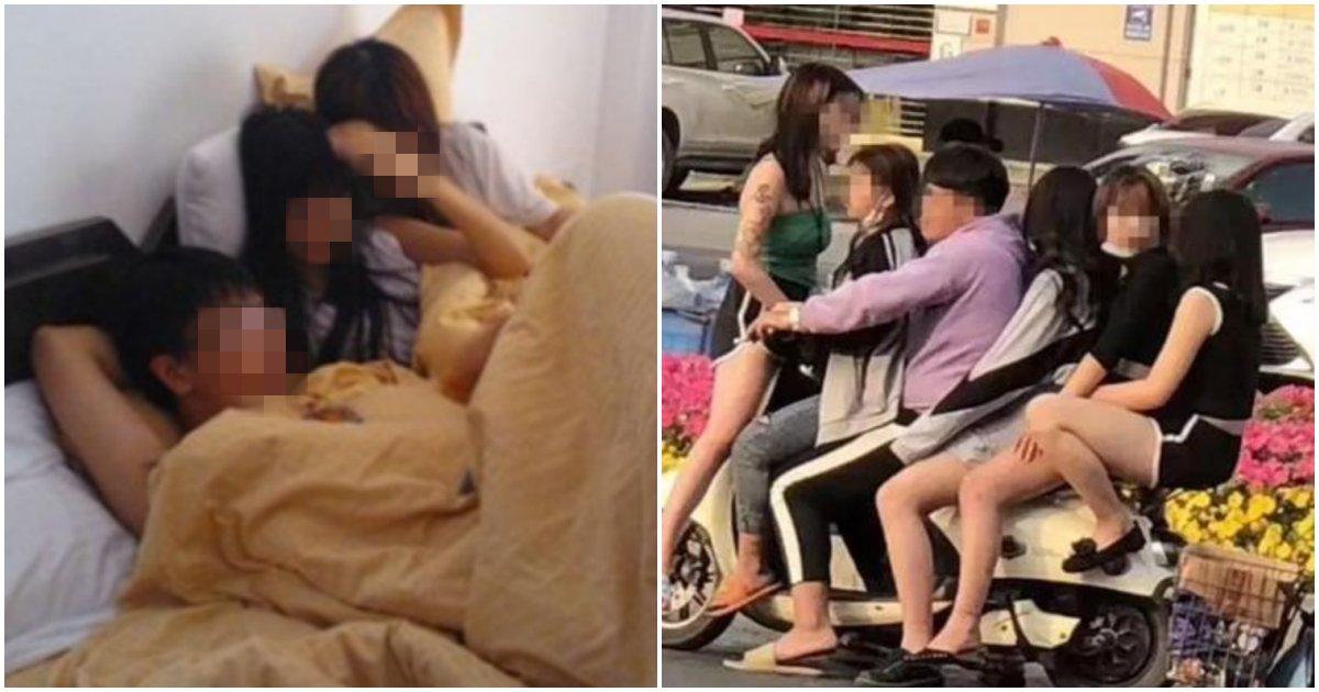 """collage 339.png?resize=1200,630 - """"여자친구 최소 2명""""이라며 여자가 데이트 비용 내고 먼저 대쉬한다는 아시아 지역"""