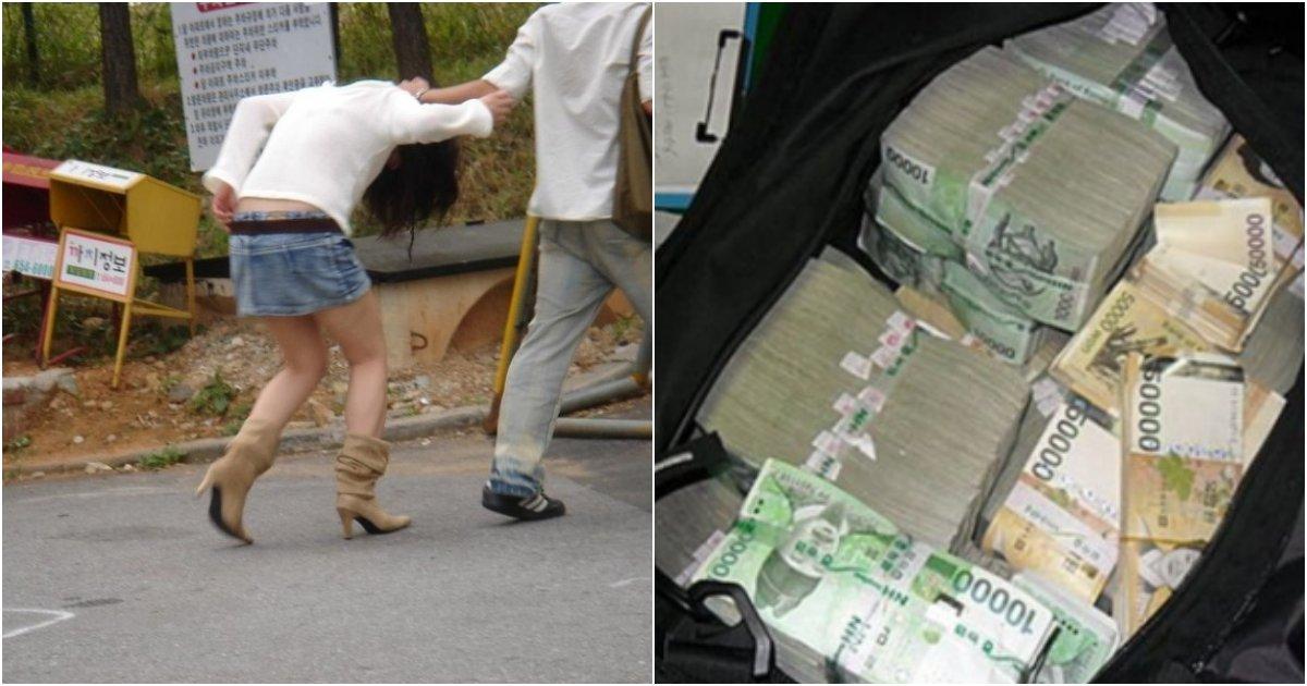 collage 78.png?resize=1200,630 - 10년 동안 사귄 남자친구의 돈을 전부 훔쳐간 여성이 저지른 충격적인 짓 (+충격반전)