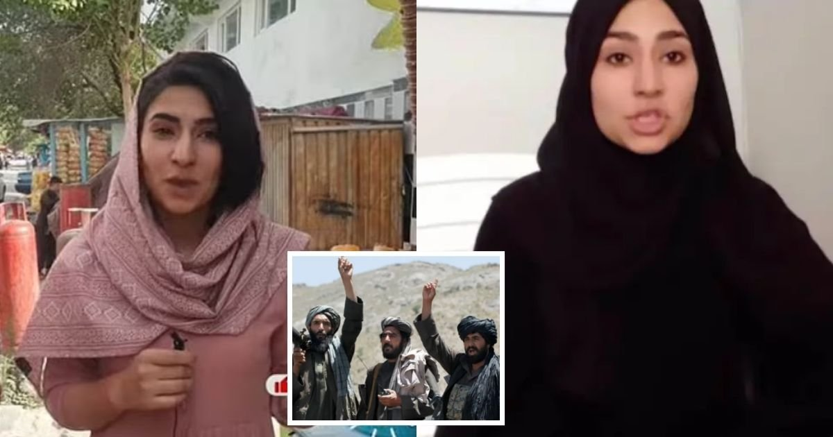 cover 3.jpg?resize=1200,630 - Afghan YouTuber Released Final Video Saying Goodbye To Her Subscribers, 4 Days Later, She Was Killed At Kabul Airport