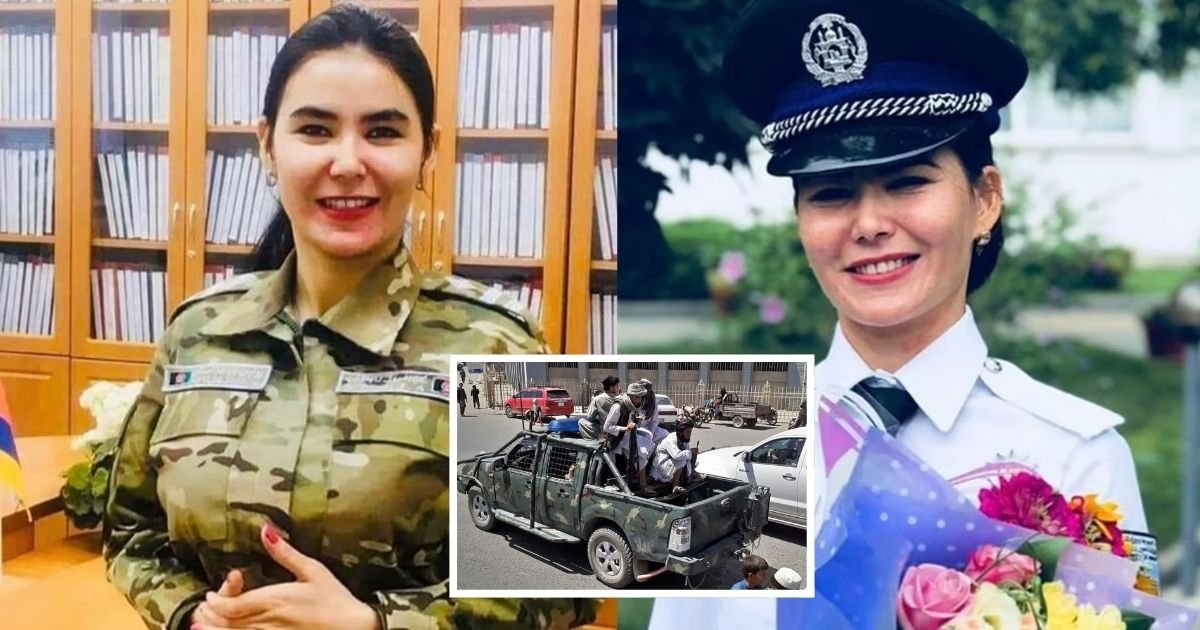 cover.jpg?resize=1200,630 - Afghanistan's Top Female Cop Is On The Run After 'Brutal Beating' From Taliban