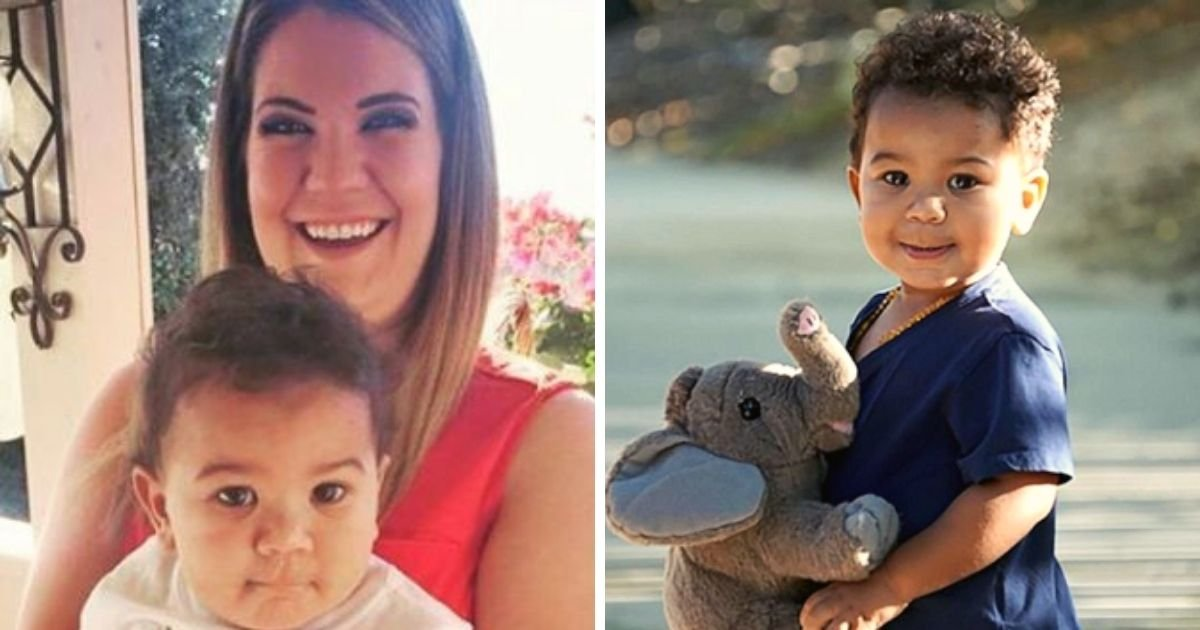 dani5.jpg?resize=1200,630 - Grieving Mother Shared How Her 18-Month-Old Son Was Strangled To Death After Dropping Him Off At Nursery
