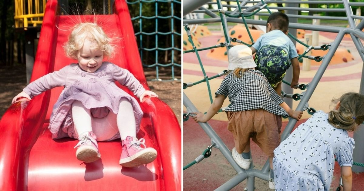 daughter5.jpg?resize=1200,630 - Mother Sparks Fierce Debate After She Revealed That She Left Her 3-Year-Old Daughter Alone In The Park While She Went To The Toilet