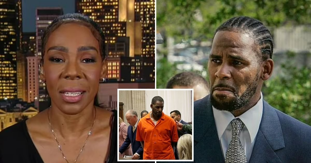 drea2.jpg?resize=1200,630 - R. Kelly's Ex-Wife Says Her Heart Breaks As A Mother After The Disgraced Singer Was Convicted Of Multiple Charges