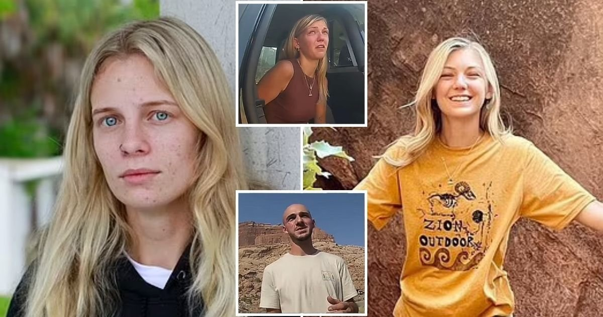 gabby4.jpg?resize=412,275 - Best Friend Of Missing Gabby Petito Claims Her Fiancé Brian Laundrie Has Control And Jealousy Issues And Even Stole Her ID Once