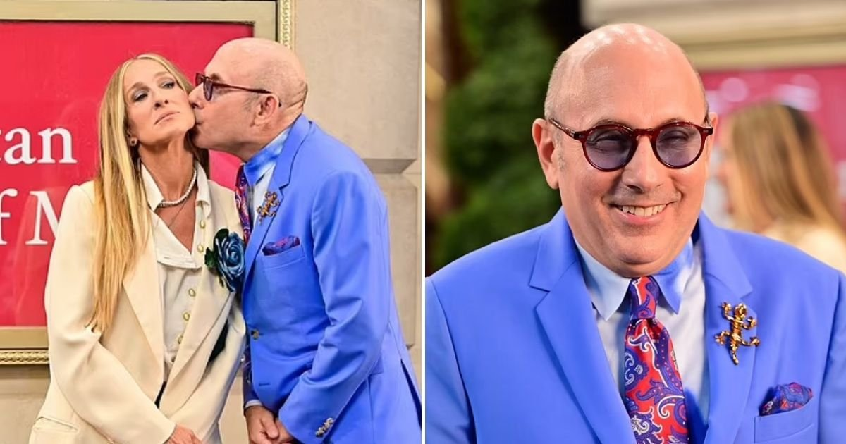 garson5.jpg?resize=1200,630 - 'S*x And The City' Star Willie Garson Has Passed Away At The Age Of 57