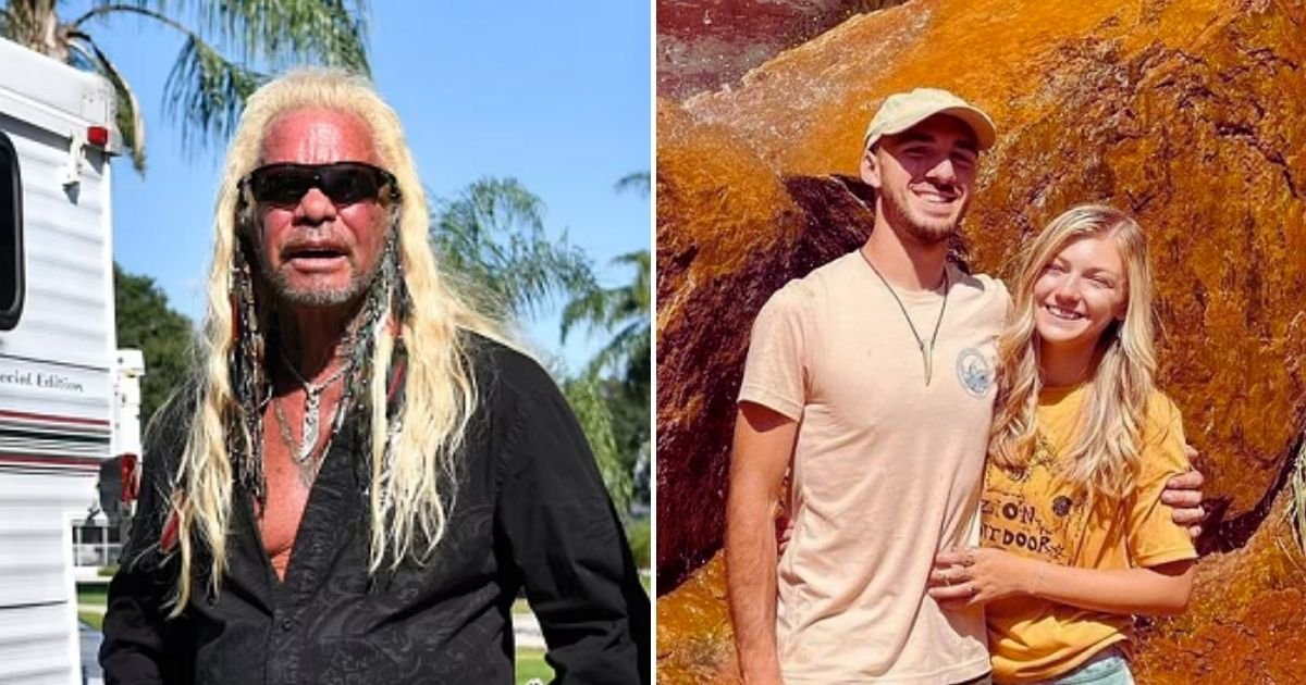 hunter3.jpg?resize=1200,630 - Dog The Bounty Hunter Joins The Hunt For Missing Brian Laundrie And Makes A Vow 'I Will Find Him'