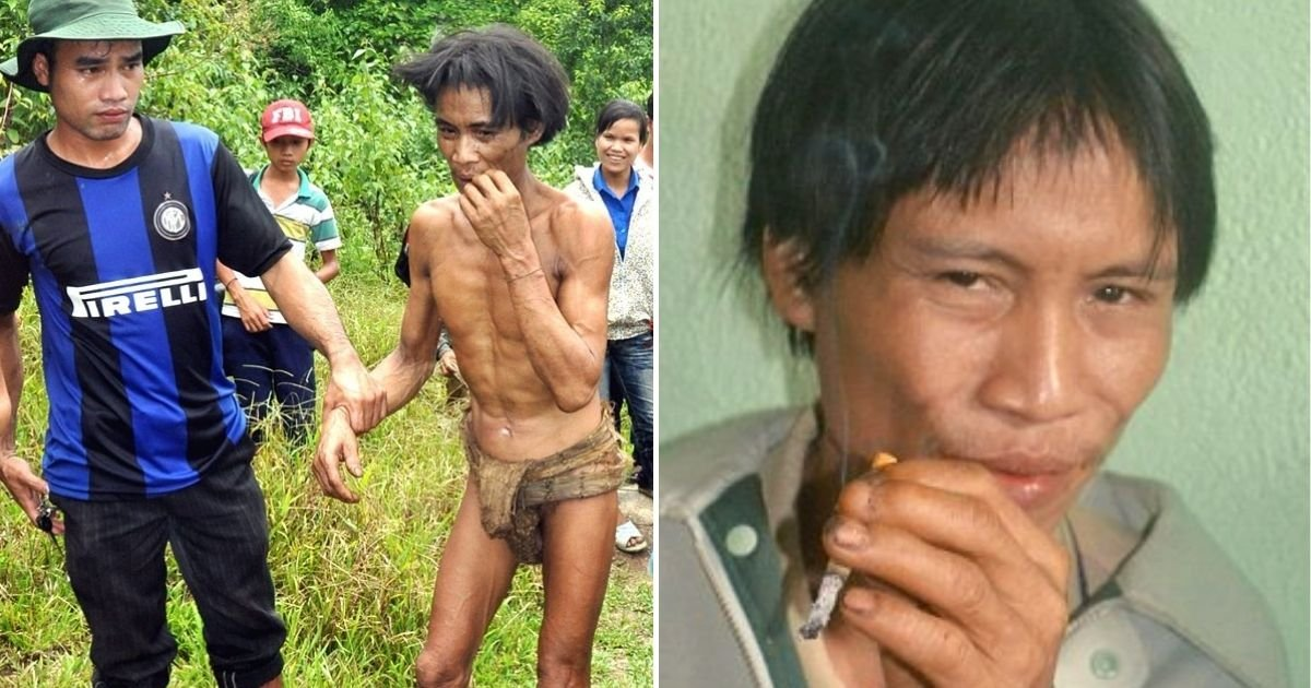 lang5.jpg?resize=1200,630 - Real-Life Tarzan Who Lived In The Jungle For 40 Years Passes Away After He Started To Live A 'Modern Life'