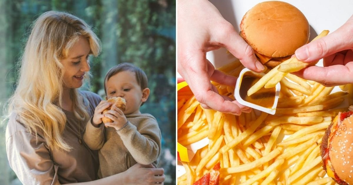 mcdo5.jpg?resize=1200,630 - Mother Sparks Debate After She Admitted That She Feeds 'My 6-Month-Old Baby McDonald's Food And Don't See What The Problem Is'