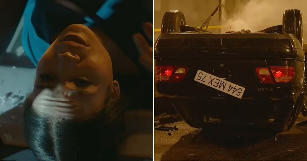 meghan5.jpg?resize=1200,630 - Meghan Markle Lies Dying Beneath An Overturned Car Following Horror Crash, Like Diana, In Opening 'Harry Dream Sequence' For New Movie