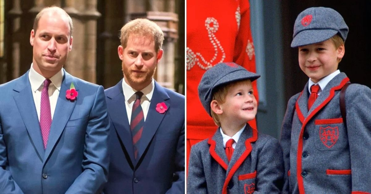 message6.jpg?resize=1200,630 - Prince William's Birthday Message To Prince Harry Shows 'ICE Has NOT Thawed,' Royal Expert Says