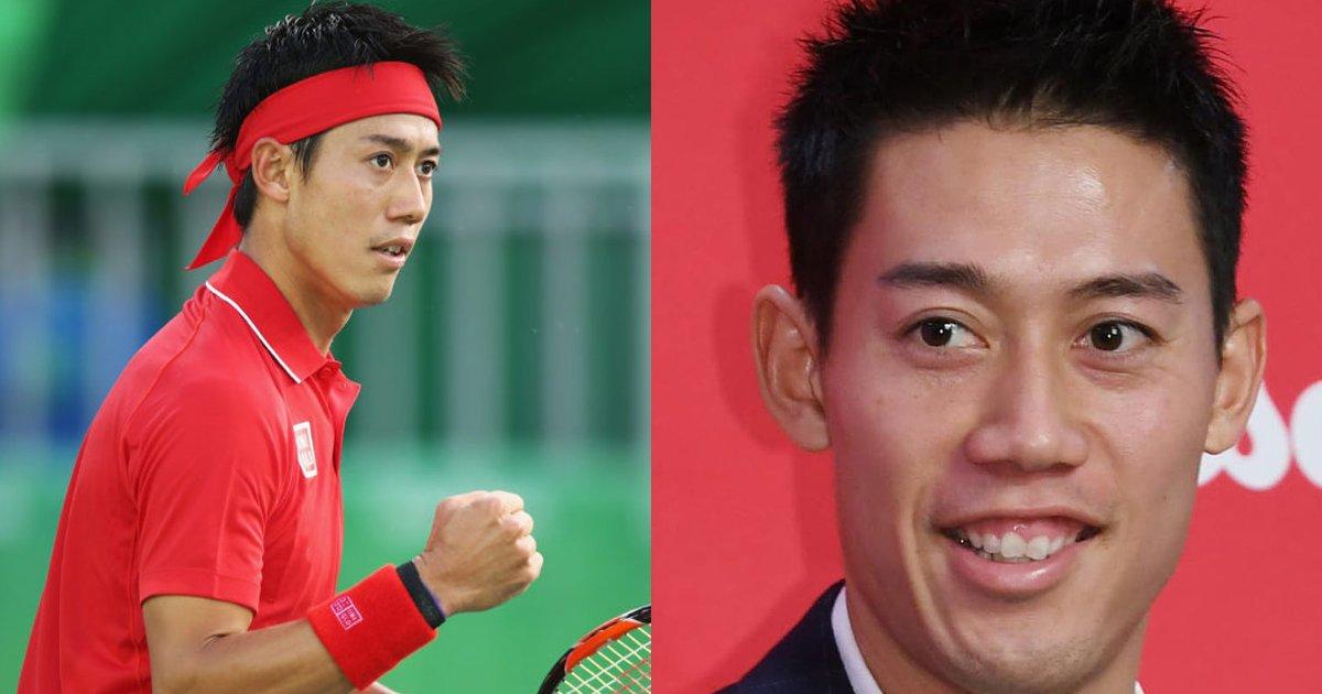 nishikori.png?resize=412,275 - 錦織選手、全米オープン2年ぶり8度目の初戦突破!その後の神対応にもファン歓喜