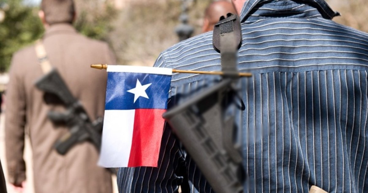 q1 63.jpg?resize=1200,630 - Texans Can Now OPENLY Carry Firearms In Public Without Any Permits Or Training