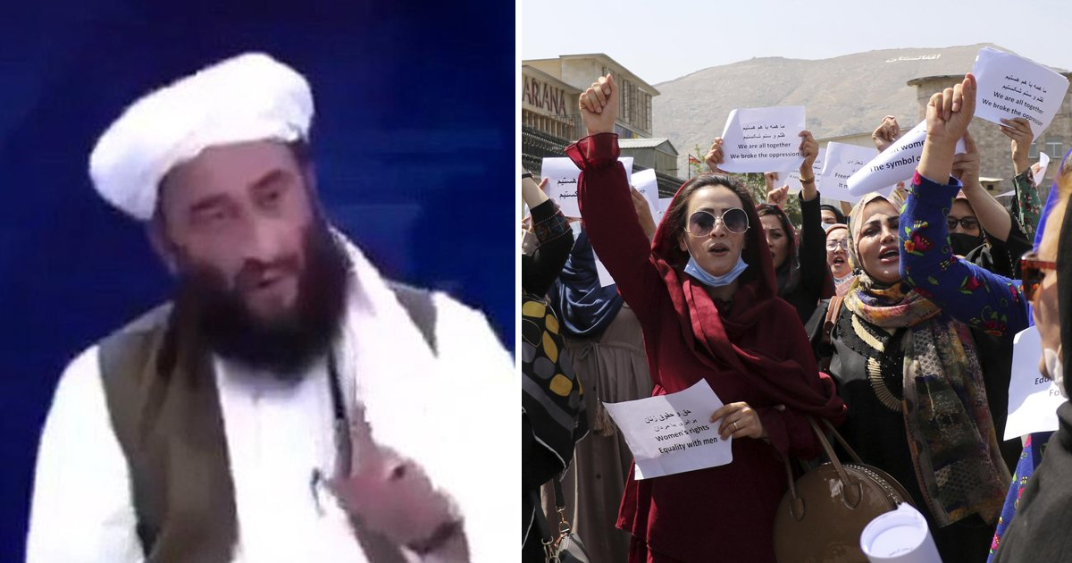 q1 70.jpg?resize=1200,630 - Taliban Dismiss Idea Of Women Holding Government Positions
