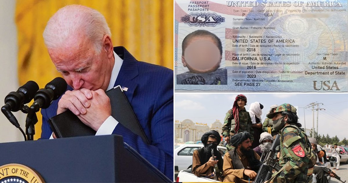 q3 62.jpg?resize=412,232 - 3-Year-Old California Boy Left Behind As Family Suffers 'Beatings' From Taliban At Checkpoint