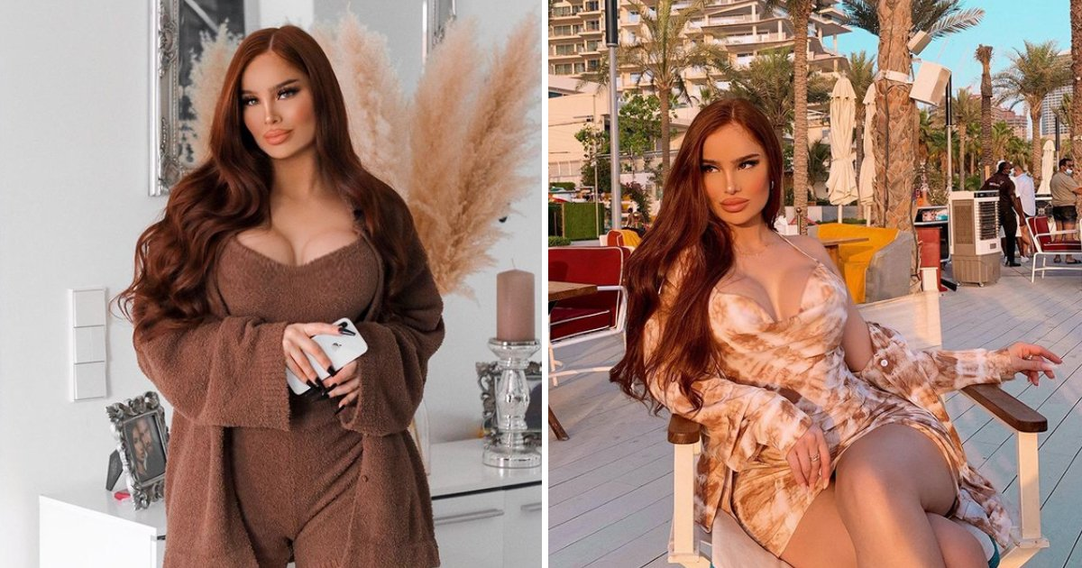 """q3 64.jpg?resize=1200,630 - """"I've Lost Track Of My Plastic Surgeries""""- Bombshell Influencer Opens Up About Her Image"""