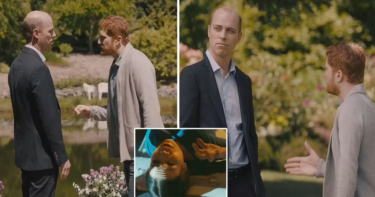 """q3 67.jpg?resize=1200,630 - """"As Future King, You Need To Address Racism""""- Angry Prince Harry Lashes Out At Brother William In Controversial New TV Film"""