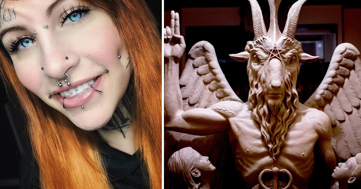 q3 68.jpg?resize=1200,630 - Student Bypasses School's Piercing Policy By Joining 'Satanic Temple' To Get Exemption & Help Her Stay Out Of Trouble